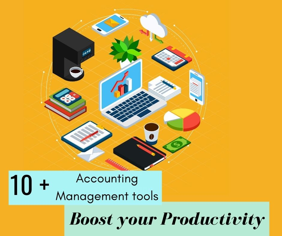 10 plus accounting management tools