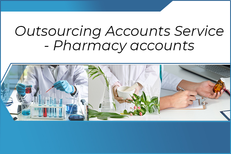 Outsourcing Accounting Services - Pharmacy Company