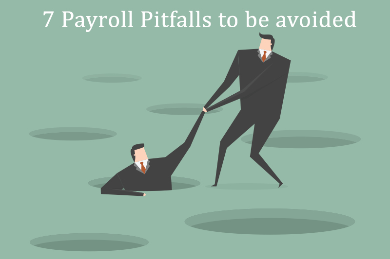 The 7 Deadly Payroll Pitfalls and How to Absolve Yourself from Them